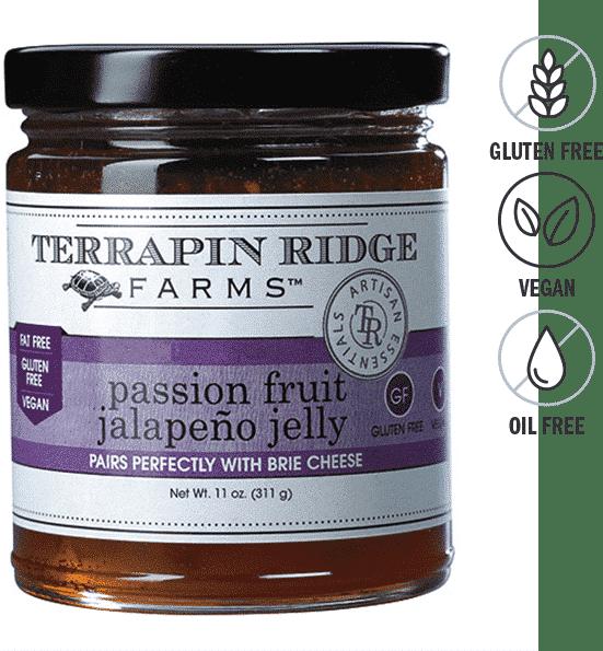 Terrapin Ridge Farms Passion Fruit Jalapeno Jelly