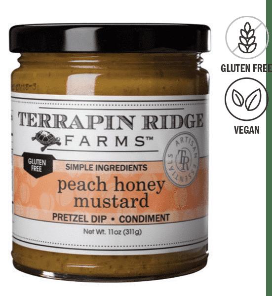 Terrapin Ridge Farms Peach Honey Mustard