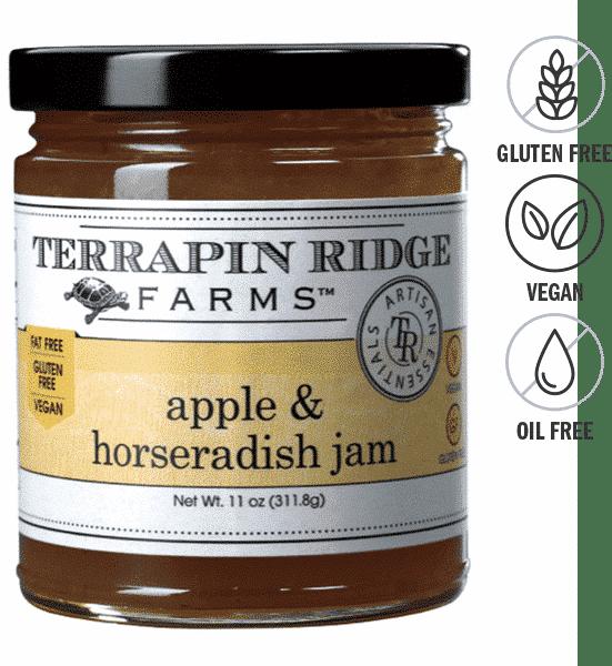 Terrapin Ridge Farms Apple Horseradish Jam