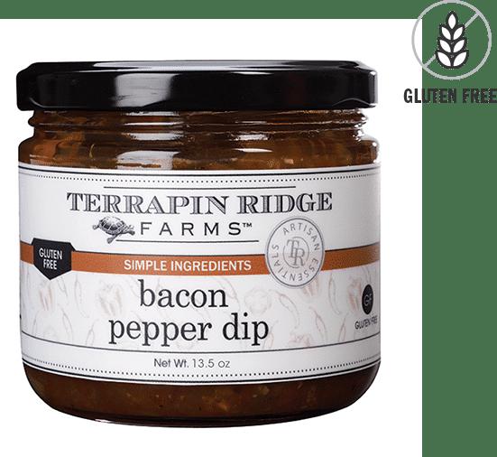 Terrapin Ridge Farms Bacon Pepper Dip
