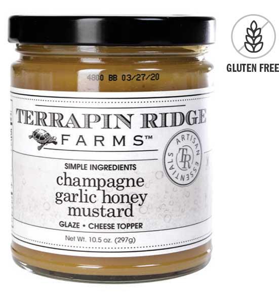 Terrapin Ridge Farms Champagne Garlic Mustard